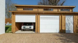 Porte De Garage Rolle75 4021r